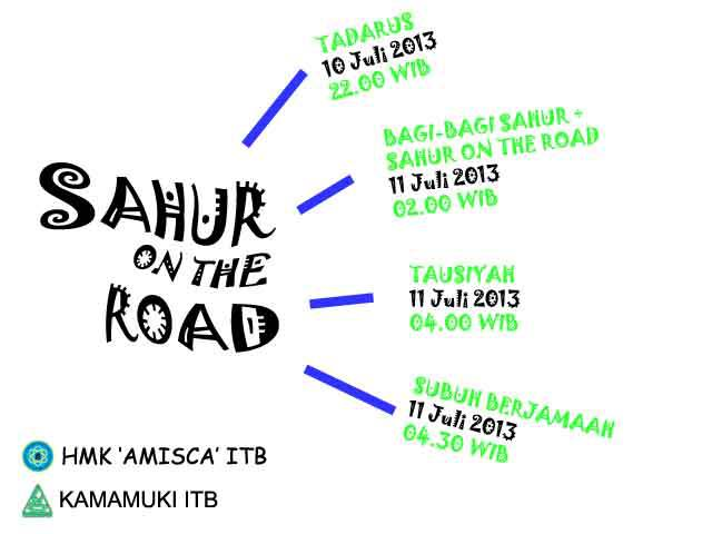 Sahur On he road