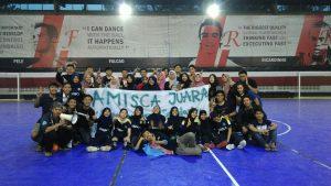 Kemenangan AMISCA dalam Kambol 2017